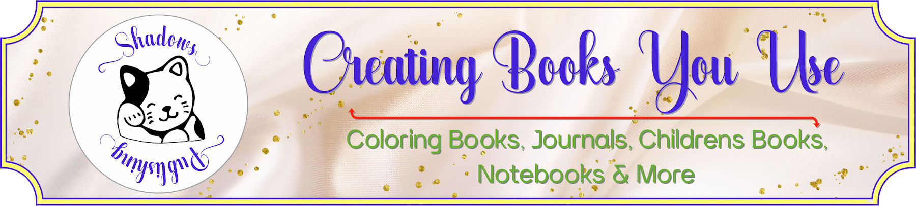Creating Books You Use