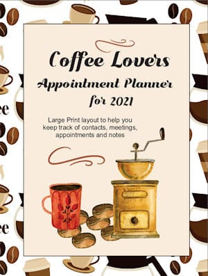 Coffee Loversf Front Cover