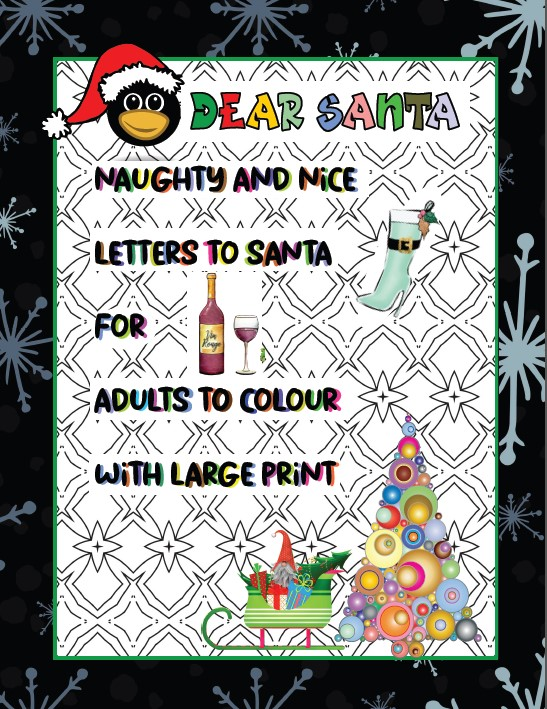 Dear Santa Front Cover