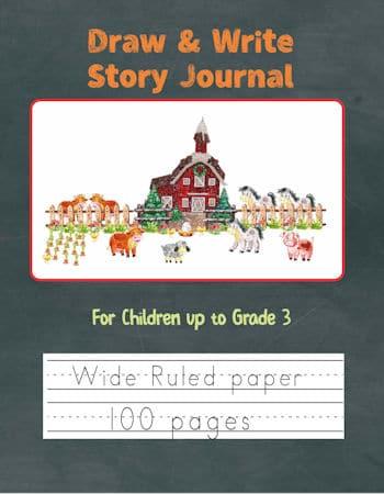 Farm Draw & Write Cover