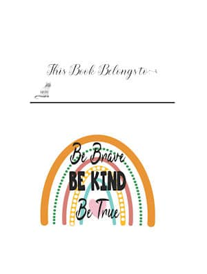 Rainbows of Kindness Owner Page
