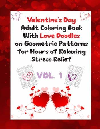 Love Doodles Vol 1 Front Cover