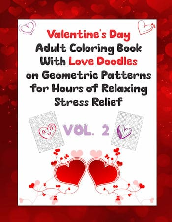 Love Doodles Vol 2 Front Cover