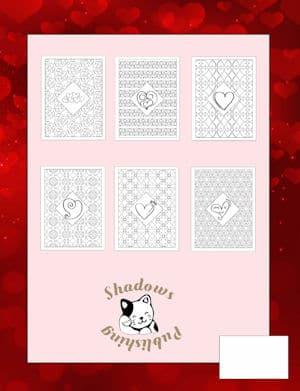 Love Doodles Vol 1 Back Cover