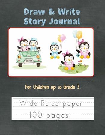 Penquin Draw & Write Cover