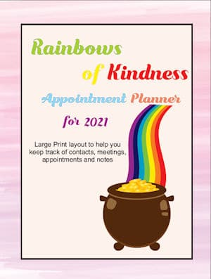Rainbows of Kindness Front Cover