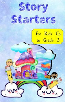 Story Starters for Kids 225px
