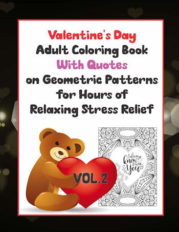 Valentines Quotes Vol 2 Front Cover