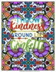 Throw Kindness Around Giveaway colored image sample